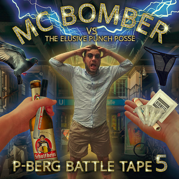 MC Bomber - P.Berg Battle Tape 5 (23.06.19)