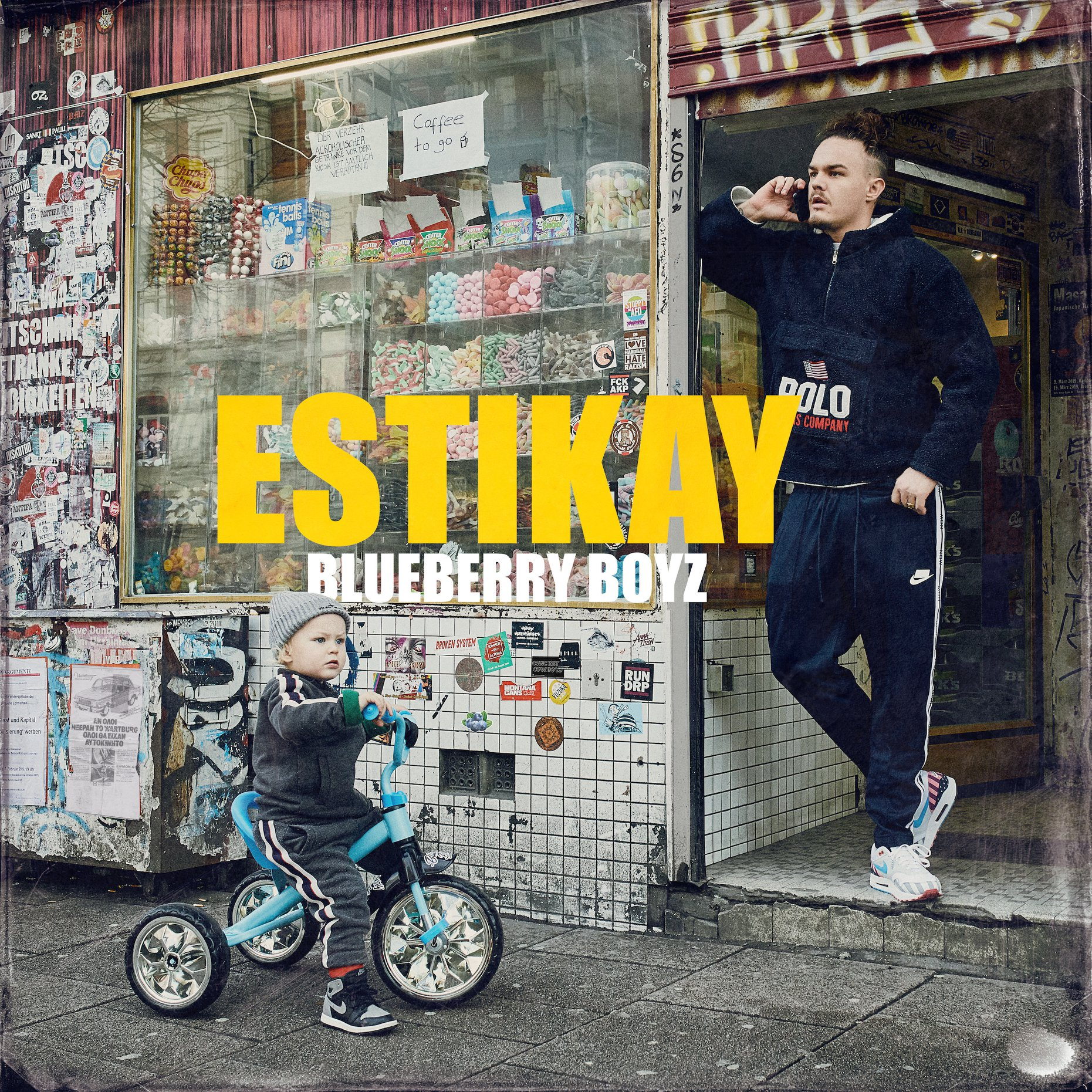 Estikay - Blueberry Boyz (04.10.19)
