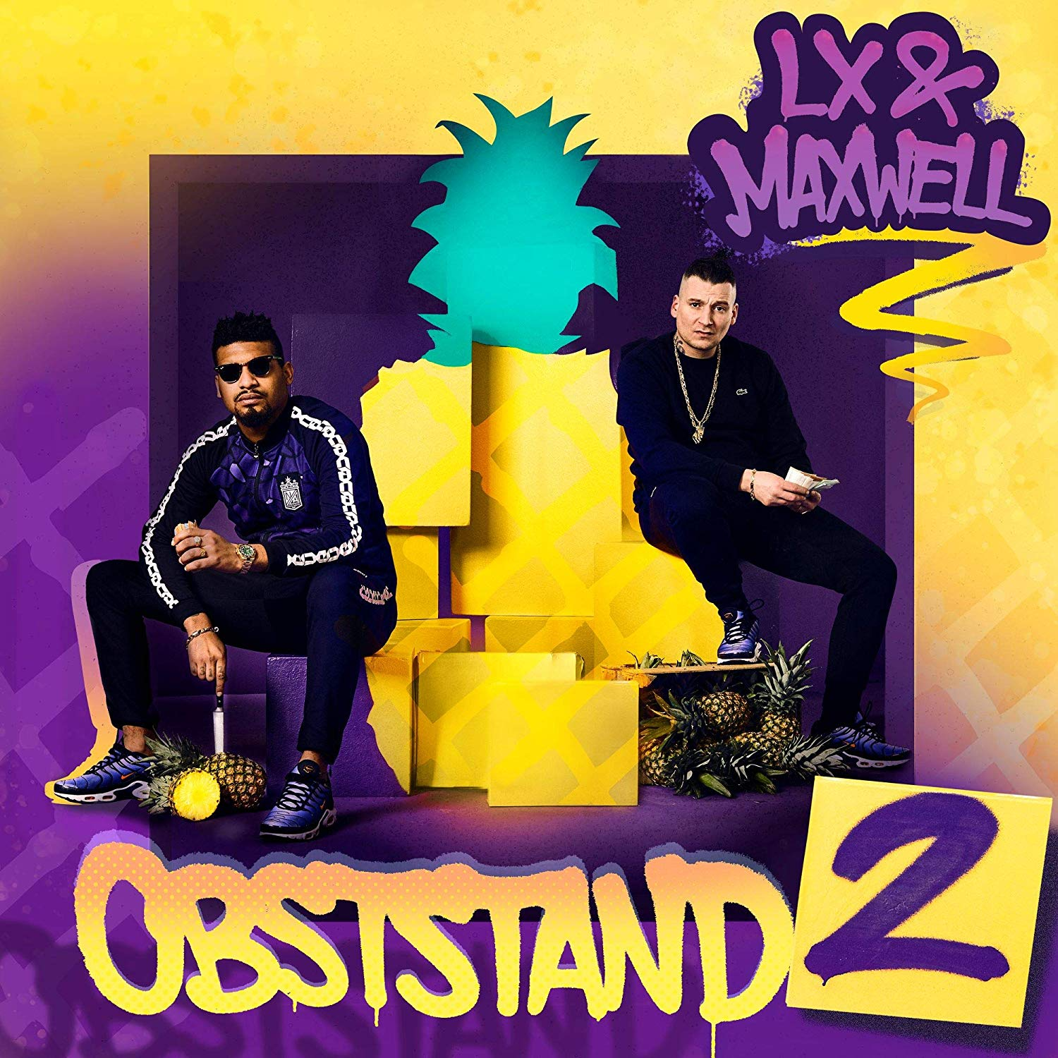 LX & Maxwell - Obststand 2 (28.06.19)