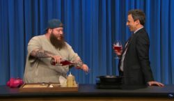 Action Bronson brät einen Trüffel Burger (Video)