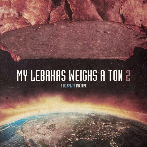 Cover DJ Spliff - My Lebakas Weighs A Ton 2