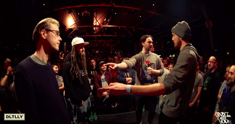 Shuffle T & Marlo VS Henry Bowers & Nils m Skills Video
