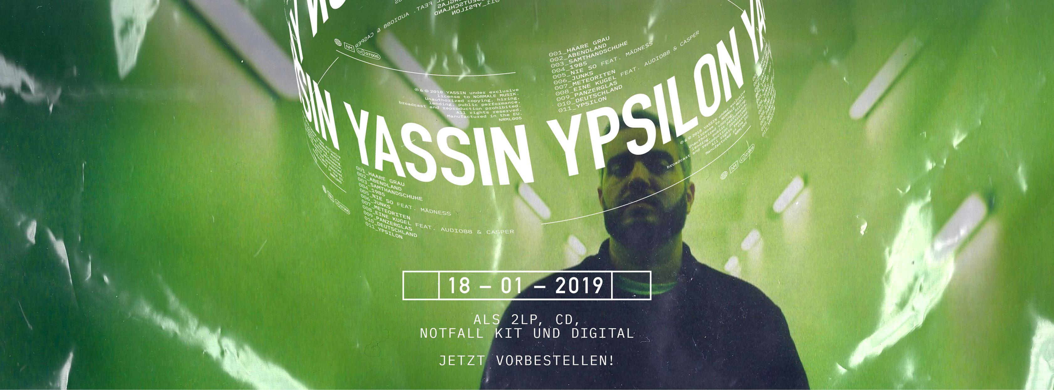 yassin ypsilon