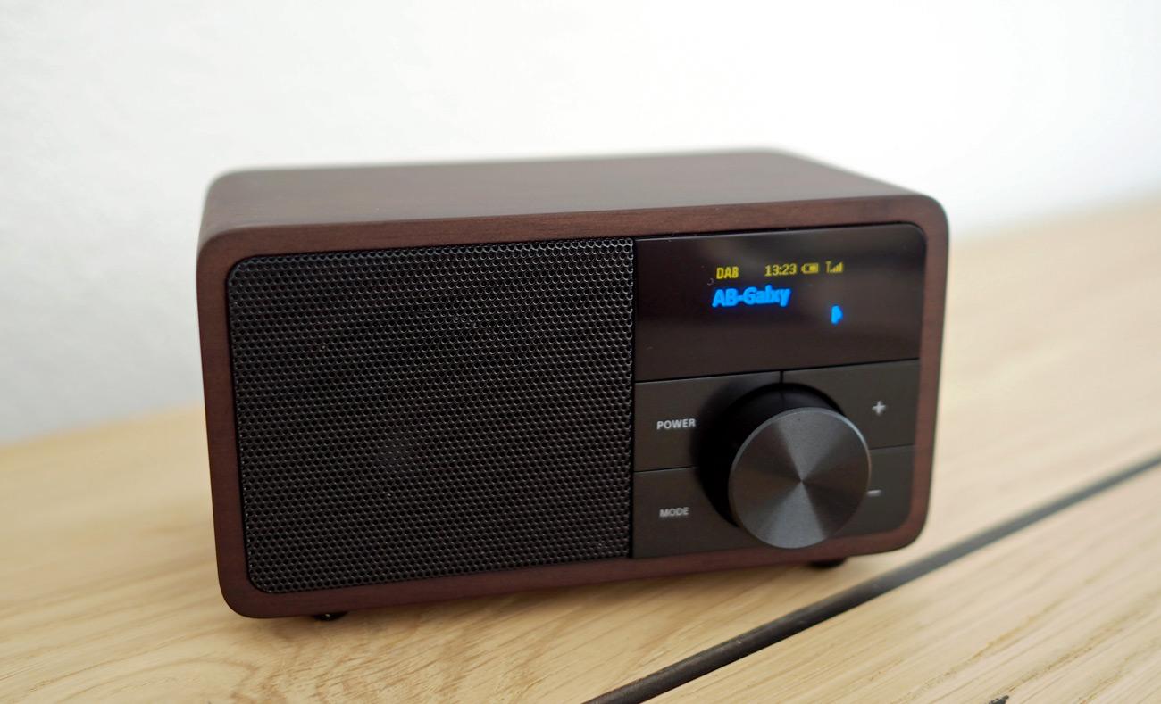 Verrassend Closer Look: DDR7 DAB+-Radio von Sangean – klein aber oho NI-04