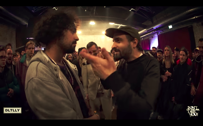 Vyrus vs Pablo DLTLLY OnBeatBattle Tapefabrik 2019 Video