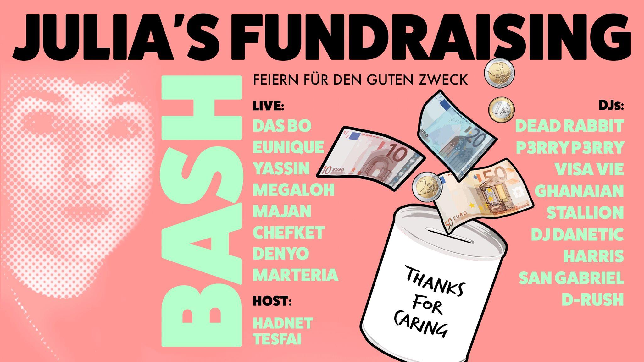 Julia-Fundraising-Bash